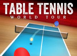 Jeux De Sport Tennis De Table Gamewolf