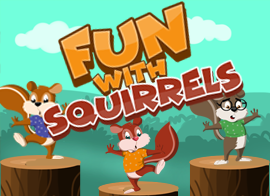 Fun with Squirrels